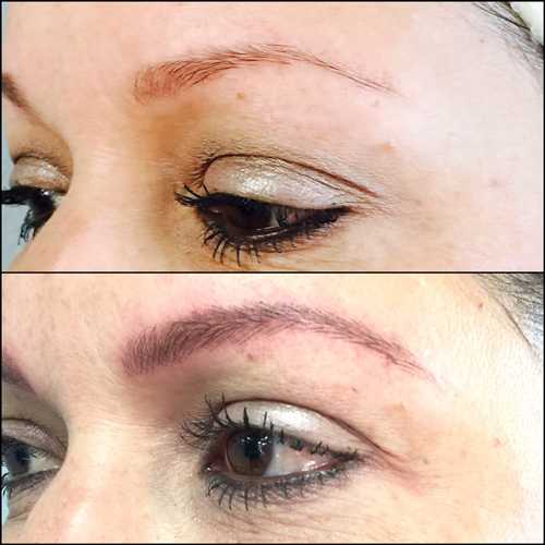 What To Expect On Your Visit Day: Microblading - ASerenity Skin