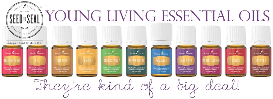 Young Living Essential Oils Class