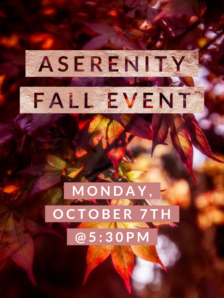 Fall Event 2019